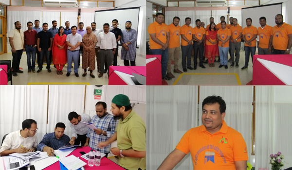 SA8000:2014 Basic Auditor training course successfully held